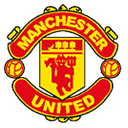 Man United.'-logo