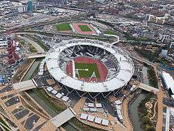 London Olimpic Stadium